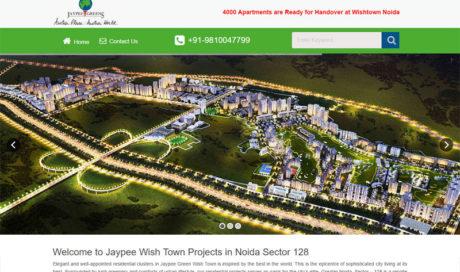 Jaypee Wish Town Noida